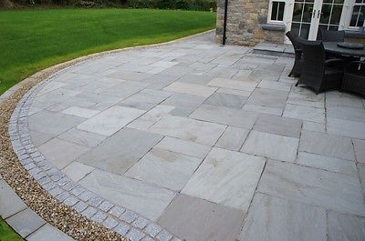 Kandla Grey Pennine Paving